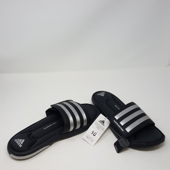 9f99e46fb96c Adidas Superstar 3G Slide Sandal